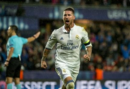 UEFA Süper Kupa Real Madrid'in