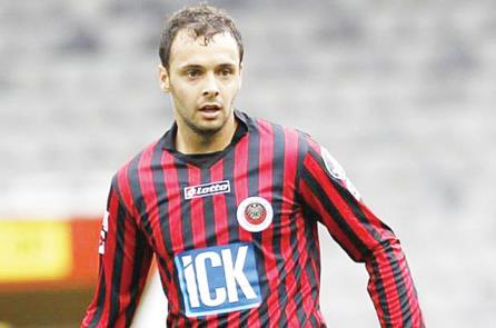 Tomic Giresunspor'da