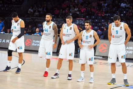 THY Euroleague: Anadolu Efes: 74 - Real Madrid: 88