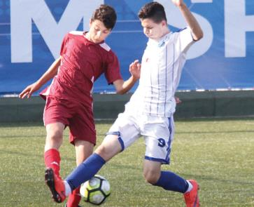 Samsun U17 Ligi'nde normal sezon bitti