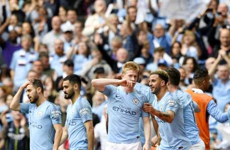 FA Cup Manchester City'nin