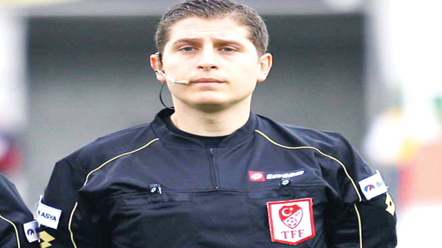 Hakemin Samsunspor karnesi