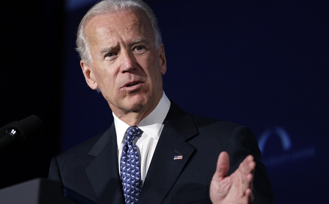 Ankara'da Joe Biden protestosu