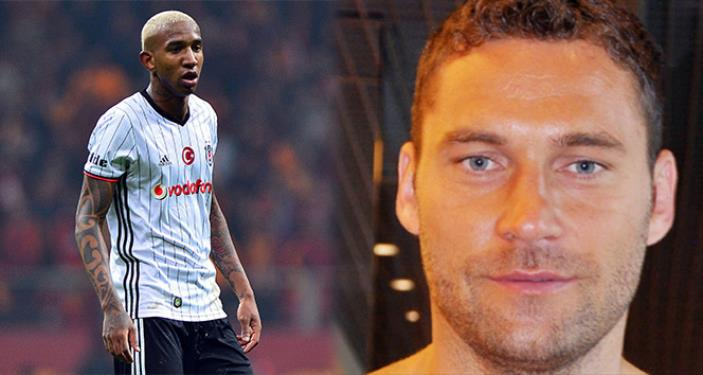 Talisca ve Tosic adliyede