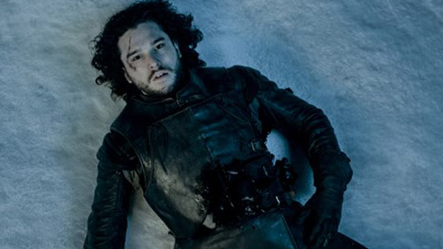 Game of Thrones'da Jon Snow öldü mü?