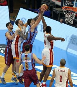 Galatasaray Odeobank 85-66 Trabzonspor Medical Park