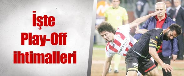 İşte Samsunspor'un Play-Off ihtimalleri
