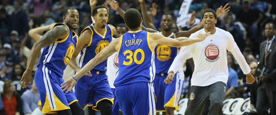 Warriors'tan 22'de 22