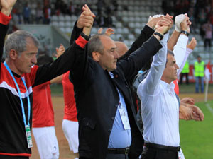 SAMSUNSPOR PLAY-OFF TA