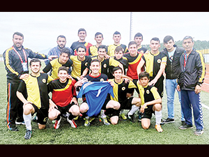 Termespor da play-off sevinci