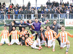 SAMSUN DERBİSİ LADİK İN