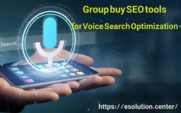 Group buy SEO tools for Voice Search Optimization