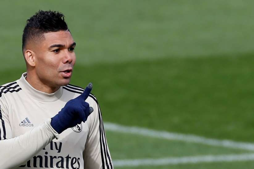 Real Madrid'de Hazard ve Casemiro'nun testleri pozitif!