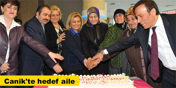 Canik te hedef aile